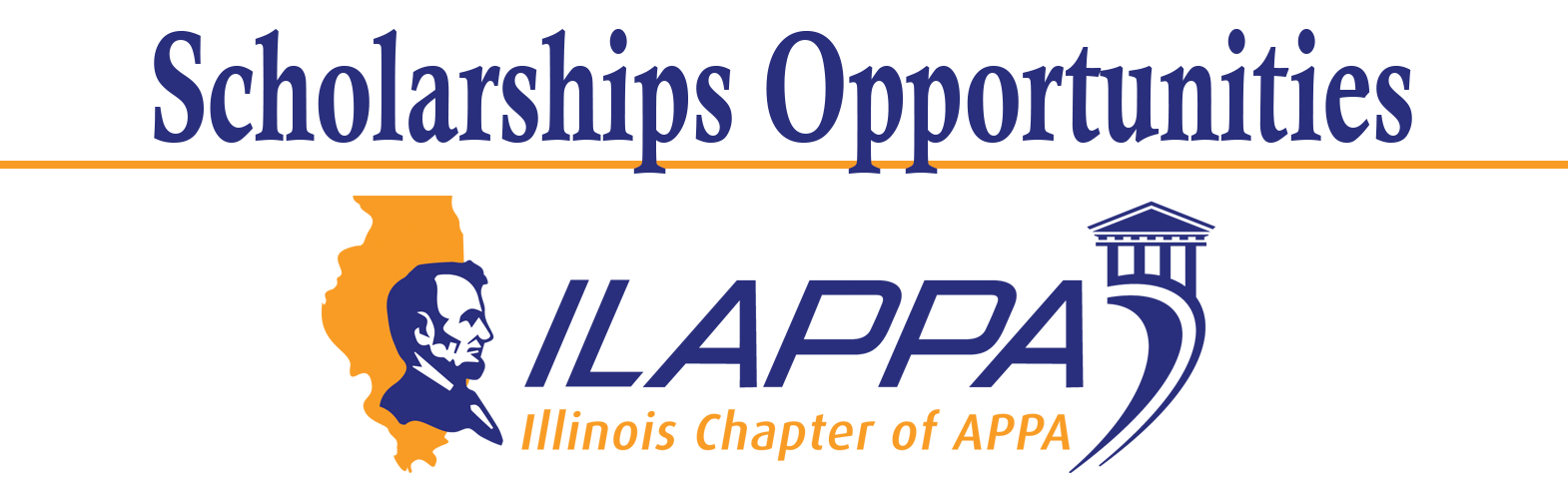 ILAPPA Scholarship Application